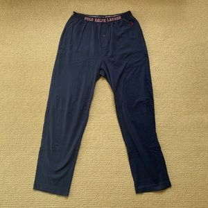 Ralph Lauren men's medium blue pajama pants